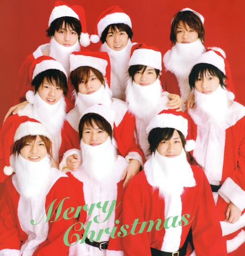 HeySayJUMP クリスマス